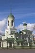 Вологда. Храм Святителя Николая на Глинках
