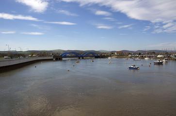 Blue Bridge Rhyl