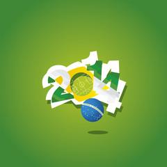 Nigeria in Brazil 2014 start the game