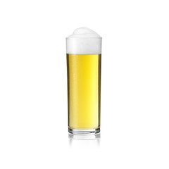 kölsch glas bier Karneval mit tautropfen