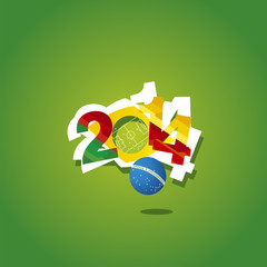Cameroon in Brazil 2014 start the game