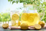 Fototapety Citrus lemonade