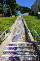 Stairways to Freedom, San Francisco