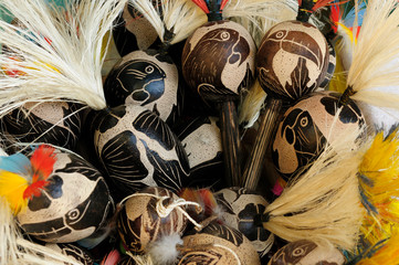 Souvenirs from Amazonia