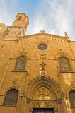 CATALUNYA-Barcelona-Esglesia de Sant Jaume poster