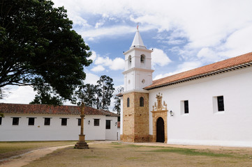 Colombia, Colonial architecture of Villa de Leyva