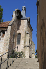 Saint  Jacques church Bergerac