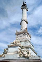 Monuments des Girondins Bordeaux France