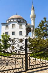 Ukraine.Mariupol. Mosque of Suleiman and Roksolana