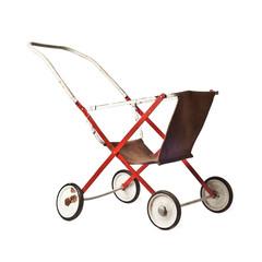 old toy stroller