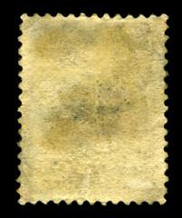 Worn Postage Stamp