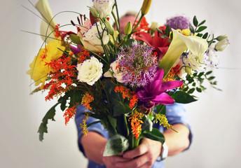 Blumen!