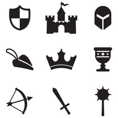 Medieval Icons