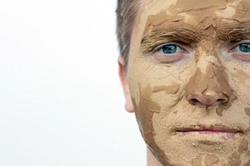 Gesichtsmaske für Männer