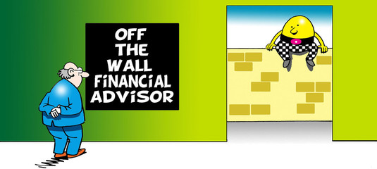 Off The Wall Financial Advisor