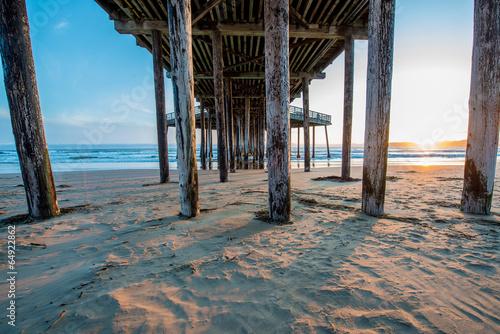 Fotobehang Los Angeles Pismo Beach