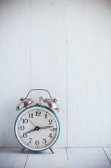Big old vintage alarm clock