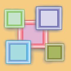 Minimal style frames