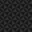 Siyah Krom Arka Plan Geometrik Doku illüstrasyonu