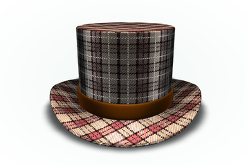 Butterscotch Top Hat