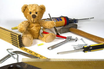 Teddy Bear Repairman