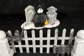 Vampire in Graveyard