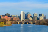Rosslyn Virginia skyline Washington, DC - Fine Art prints