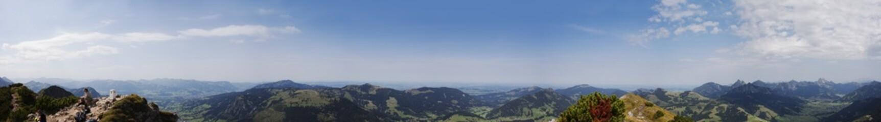 Iseler Gebirge