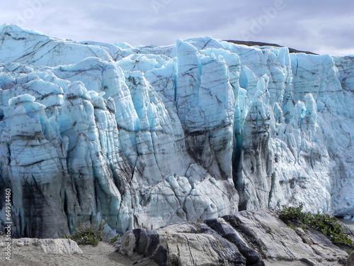 Foto op Plexiglas Antarctica 2 Greenland ice scarp