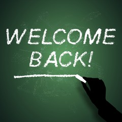 Welcome back to school & training