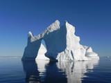 Greenland majestic iceberg