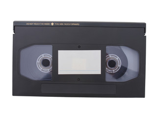 Betamax tape cassette