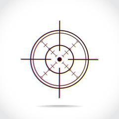 Crosshair, illustration