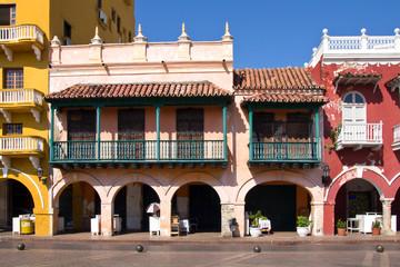Cartagena, Portas de los Dulces