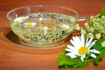 Kräuter Entspannen Tee