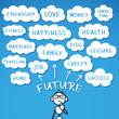 Stickman, pondering, thinking, future, dreams, wishes