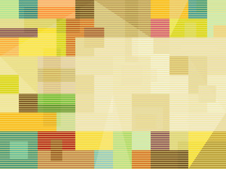 Abstract colorful background (with text space)