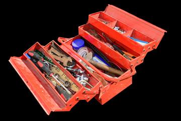 Werkzeugkasten, q.