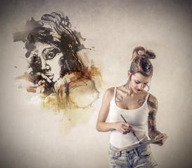 nice painter