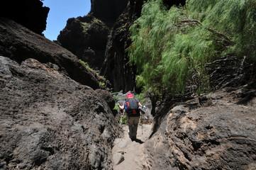 treck à Santiago del Teide - Masca