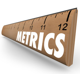 Metrics Word Ruler Measurement System Methodology Benchmarking