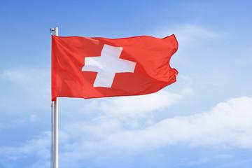 Swiss Flag.