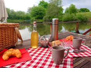 colazione sulla capanna