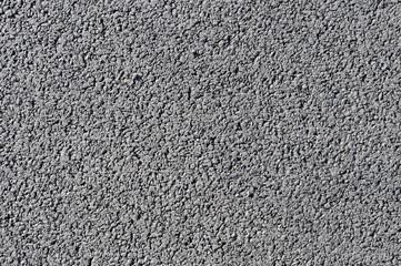 Texture di pavimentazione stradale in asfalto granuloso