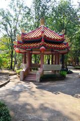 Chinese Pavilion in Phetchaburi Thailand