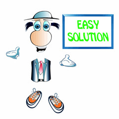 papo pip easy solution