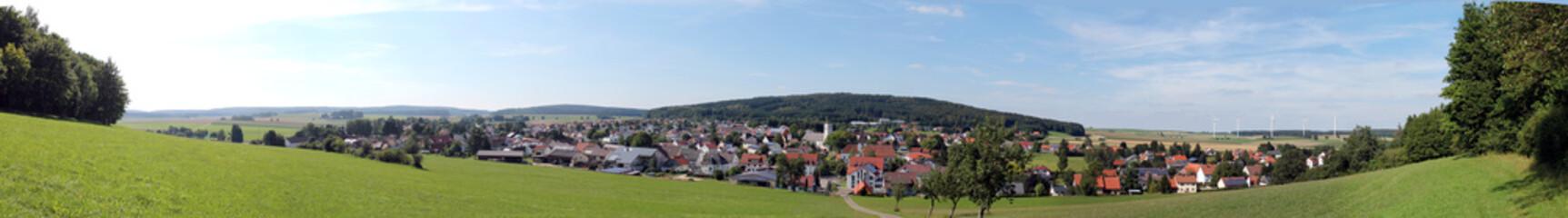 Bartholomä Panorama Schwäbische Alb