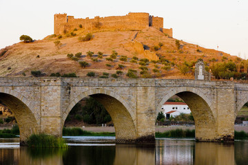 Medellin, Badajoz Province, Extremadura, Spain