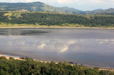 Albert Rift Valley Uganda