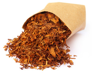 Tobacco for making cigarette